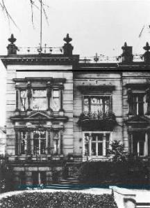 Το κτίριο- έδρα της επιχείρησης «Ευθανασία», στην Τιεργκατενστράσε 4